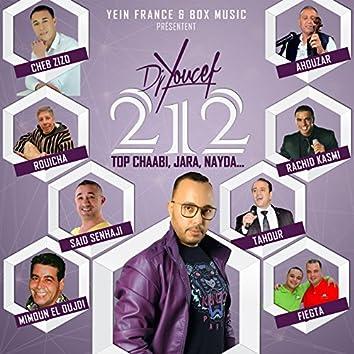 212 (Top Chaabi, Jara, Nayda)