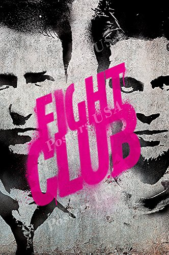 PremiumPrints - Fight Club Movie Poster Glossy Finish Made in USA - MOV100 (24