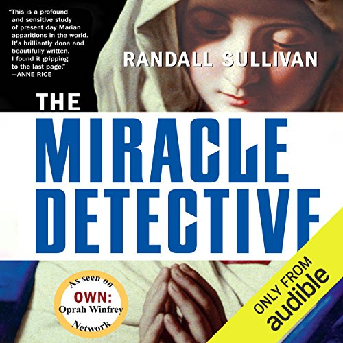 The Miracle Detective audiobook cover art