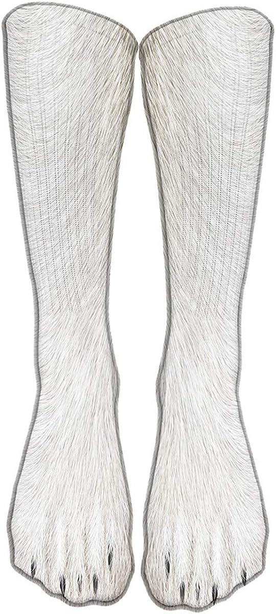 Cozylkx Fashion High Ankle Socks Max 82% OFF Funny Feet Limited price sale Leg Novelty Animal