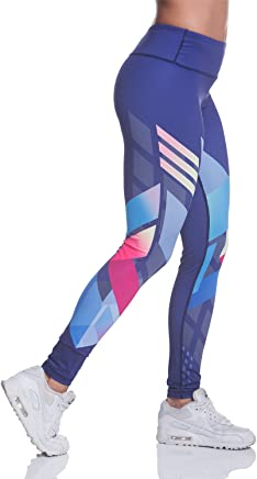 26946c508e3be FITXATION Star Blue Leggins