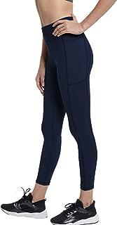 Aokarry Stretchy High Waist Workout Yoga Pants for Women Flexible Pocket