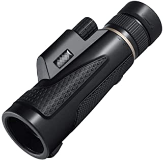 High Power Binoculars, 10-32x42 Monocular Telescope, HD Zoom High Monocular with Night Vision BAK4 Prism Lens Monocular wi...