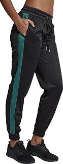 Urban Classics Women's Ladies Cuff Track Pants Sports