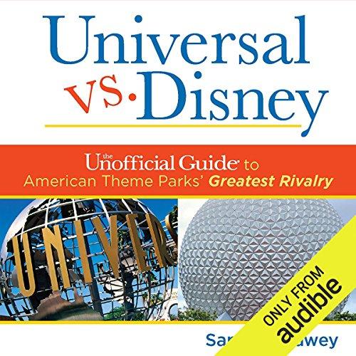 Universal Versus Disney cover art