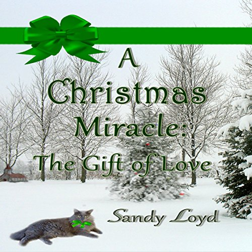 A Christmas Miracle: The Gift of Love audiobook cover art