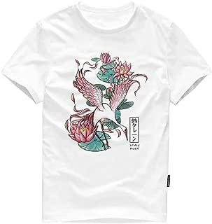 Men Short Sleeve Graphic T-Shirts