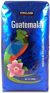 Signature's Kirkland Guatemalan Coffee, Whole Bean Coffee, Net wt 908g