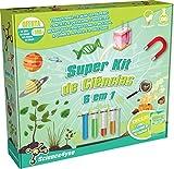Science4you-Súper Kit de Ciencias 6 en 1, versión en portugués (482361)