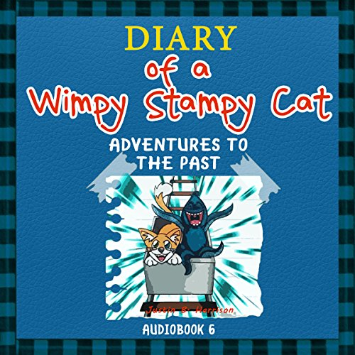 Diary of a Wimpy Stampy Cat audiobook cover art