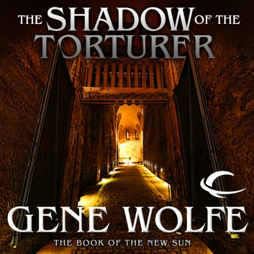 The Shadow of the Torturer audiobook cover art