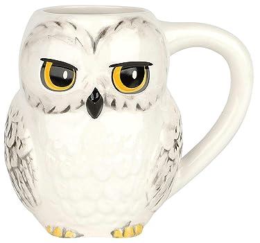 Mug Shaped Boxed (425ml) - Harry Potter (Hedwig)