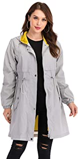 Blossom Warm Windbreaker Hooded Dress for Women's Fashion and Trend