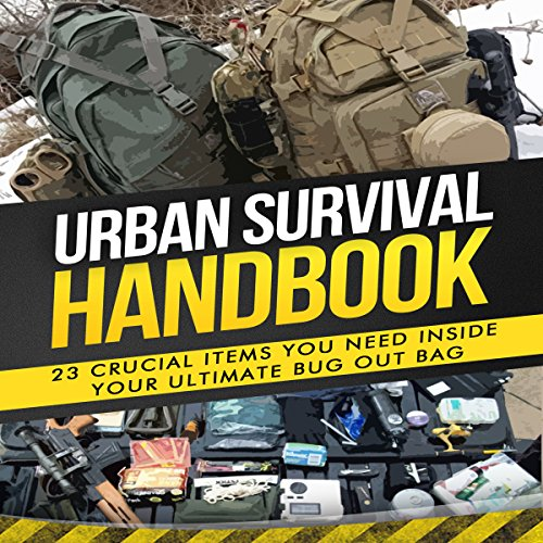 Urban Survival Handbook audiobook cover art