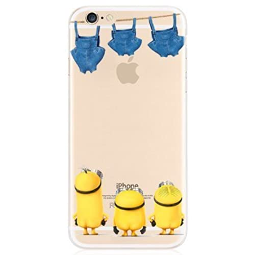 3b867194e1 IPAI iPhone 6S/6S Plus, iPhone 7/7 Plus, Cute Ultra Slim