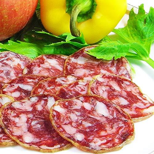イベリコ豚専門店スエヒロ家 イベリコ豚熟成生サラミ サルチチョン 1パック90g