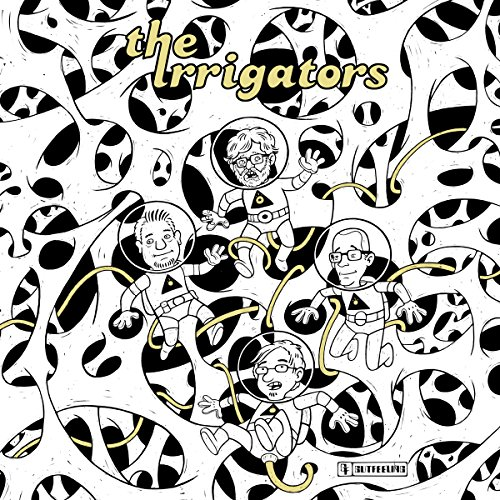 The Irrigators (10'') [Vinyl LP]