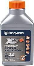 Husqvarna 593152303 Pack of 6 XP+ 2 Stroke Oil 6.4 oz.