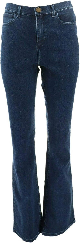 Brooke Shields Timeless Tall Boot-Cut Jeans A349894