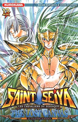 Saint Seiya - Les Chevaliers du Zodiaque - The Lost Canvas - La Légende d'Hadès - tome 13 (13)