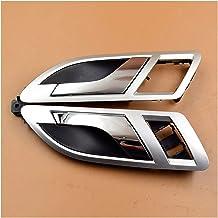 QIQIBAIHUO Fit Voor VW Volkswagen Lavida binnendeur handvat/handvat interieur/handvat/Binnenkant handvat (Kleur: Lavendel)