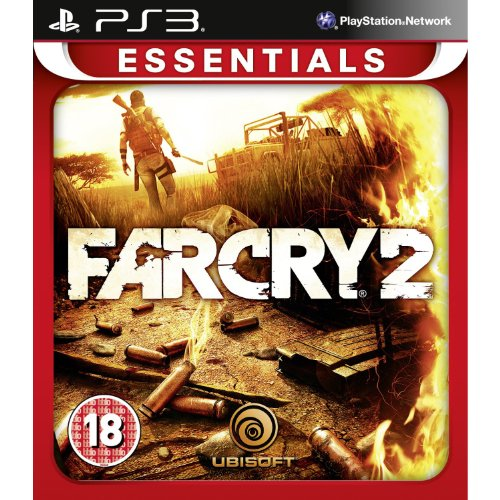 Far Cry 2: Essentials (PS3)