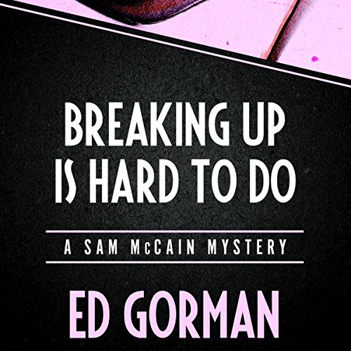 Breaking Up Is Hard to Do audiobook cover art