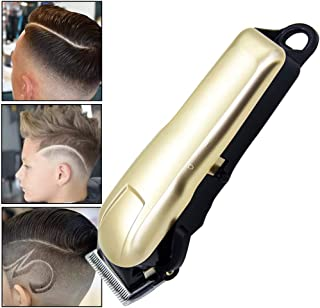 Hair Clippers for Men, Hair Trimmer, Hair Clippers, USB Charging, 4 Kinds of Limit Comb, Used in Hair Salon, Hair Stylist,...