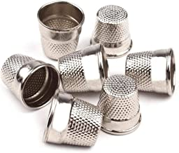 4pc Ickel Metal Thimble Mix, Other Tailorエs Accessories, Haberdashery