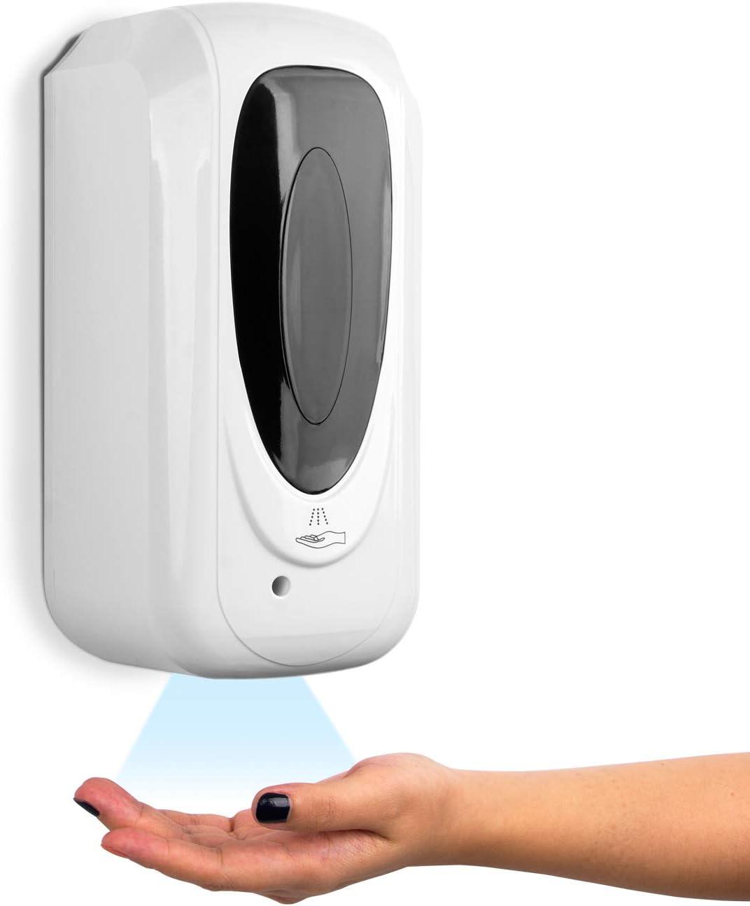 Automatic Liquid Hand Sanitizer Dispenser Touchless Soa - Genuine Free Shipping Oakland Mall 1000ml