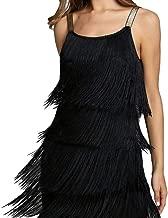 Costume Charleston 20er Costume Charleston vestito donna abito da donna Argento S 36//38