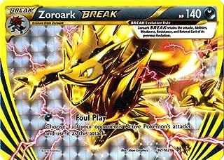 Pokemon - Zoroark-Break (92/162) - XY Breakthrough