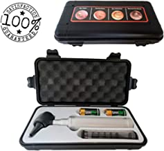 5th Generation Dr Mom LED PRO Otoscope – 100% Forever Guarantee Covers Any Issue..