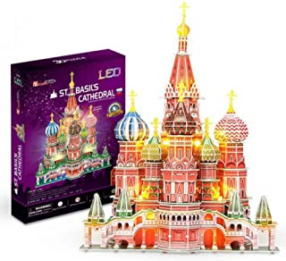 CubicFun 3D Puzzle St. Basil's Cathedral (MC093H)