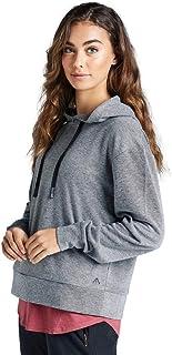 Rockwear Activewear Women's Serengeti Twill Hoodie from Size 4-18 Hoodies & Sweats for Tops