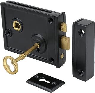old door lock parts