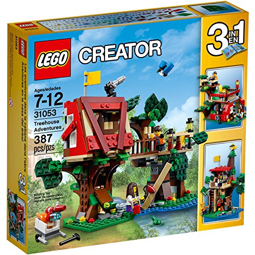LEGO 31053 Creator Treehouse Adventures Construction Set by