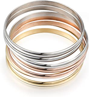 Best gold and silver bangle Reviews