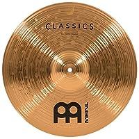 "MEINL Cymbals マイネル Classic Series クラッシュシンバル 16"" Crash C16TC 【国内正規品】"
