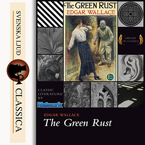 The Green Rust audiobook cover art