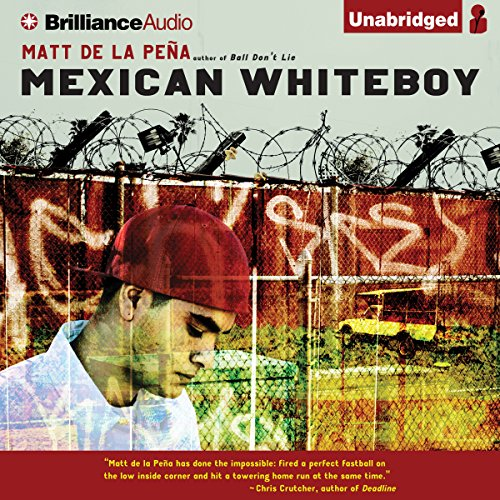 Mexican WhiteBoy audiobook cover art