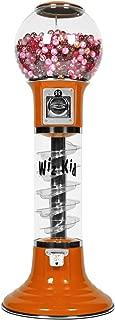 Gumball Machine Orange Height 48