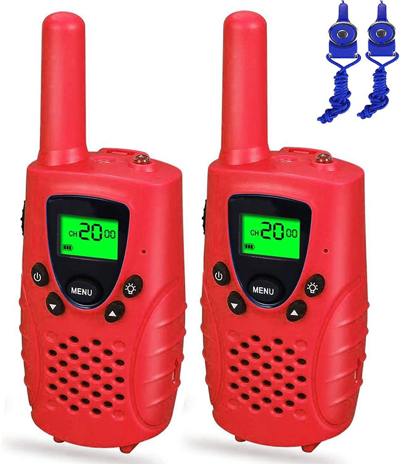 Cooco Long Range Two-Way Radios T38 - Best Gifts for Boys Girls