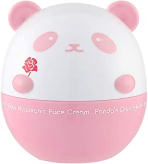 TONYMOLY Panda's Dream Rose Hyaluronic Face Cream, 5 Oz