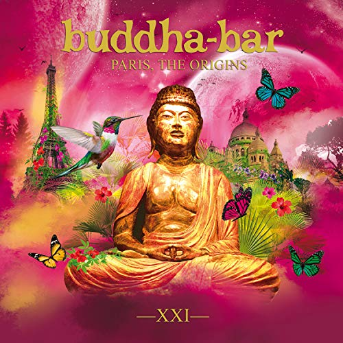 Buddha Bar Vol.21 Paris The Origins