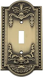 art nouveau door plates