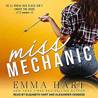 Miss Mechanic audiobook cover art