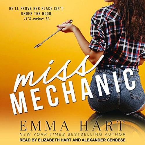 Miss Mechanic Audiobook By Emma Hart cover art