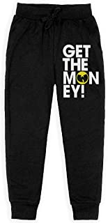 Wu Tang Clan Get The Money Boys Sweatpants Joggers Sport Training Pants Trousers