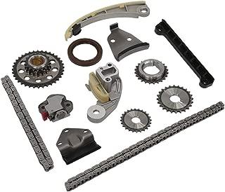 Engine Timing Chain Kit Set TK8004,12631-77E00, 12741-77E00,12745-77E00,12832-77E00,12811-77E00,12771-77E00,12772-77E00 For Suzuki Esteem Vitara Aerio Sidekick SX4 Chevrolet Chevy Tracker/DOICOO